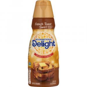 International Delight French Toast Swirl Coffee Creamer