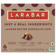 Larabar Almond Butter Chocolate Chip Bars