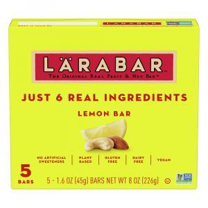 Larabar Lemon Bars