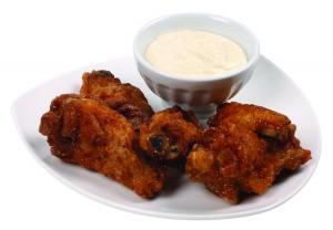 Fried Chicken Wings - Hot