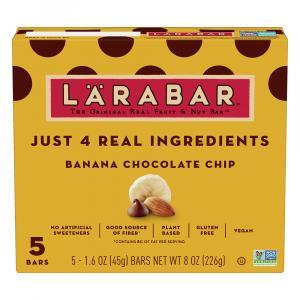 Larabar Banana Chocolate Chip