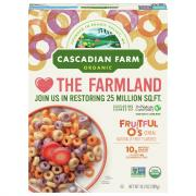 Cascadian Farm Fruitful O's Cereal