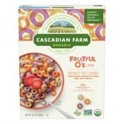 Cascadian Farm Fruitful O's Cereal