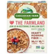 Cascadian Farm Organic Hearty Morning Fiber Cereal