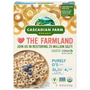 Cascadian Farm Purely O's Cereal