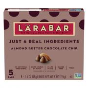 Larabar Almond Butter Chocolate Chip Bars