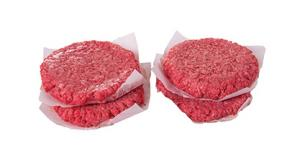 Hand Crafted Angus 91% Lean Beef Patty Pub Style