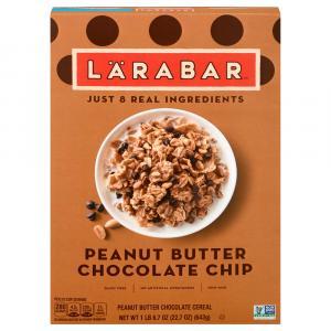 Larabar Peanut Butter Chocolate Chip Cereal