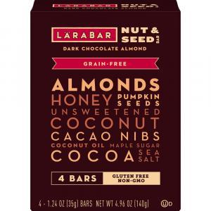 Larabar Nut & Seed Dark Chocolate Almond Bars