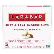 Larabar Coconut Cream Pie Bar