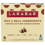 Larabar Chocolate Chip Cookie Dough Bars