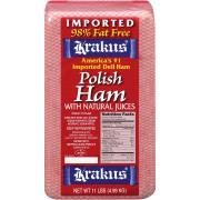 Krakus Imported Polish Ham