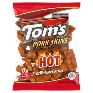 Tom's Hot Pork Skins