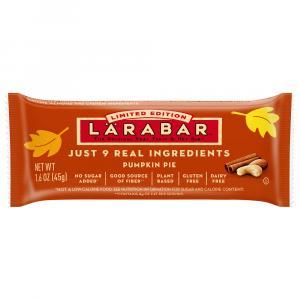 Larabar Limited Edition Pumpkin Pie