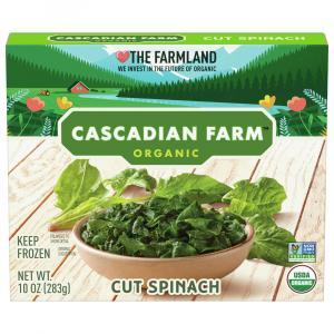Cascadian Farm Organic Chopped Spinach