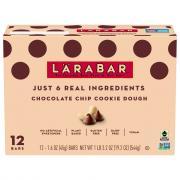 Larabar Chocolate Chip Cookie Dough Bar