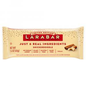 Larabar Limited Edition Snickerdoodle