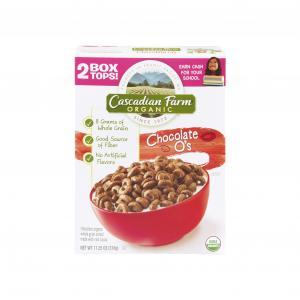 Cascadian Farm Organic Chocolate O's