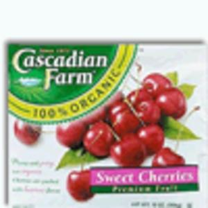 Cascadian Farm Organic Sweet Cherries
