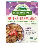 Cascadian Farm Raisin Bran Cereal