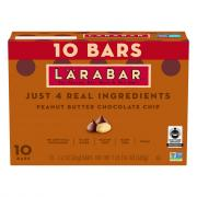 Larabar Peanut Butter Chocolate Chip