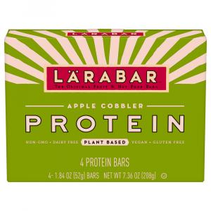 Larabar Apple Cobbler Protein Bars