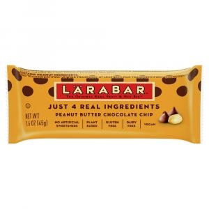 Larabar Peanut Butter Chocolate Chip Bar