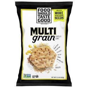 Food Should Taste Good Multigrain Tortilla Chips