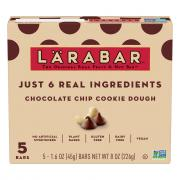 Larabar Chocolate Chip Cookie Dough Bars