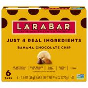 Larabar Banana Chocolate Chip Bar