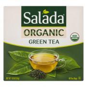 Salada Organic Green Tea