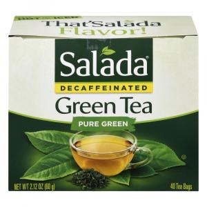 Salada Decaf Green Tea Bags
