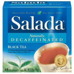 Salada Decaffeinated Black Tea