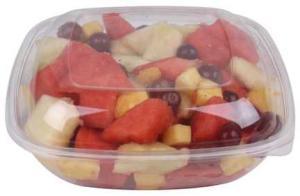 Large Traditional Fruit Salad Bowl