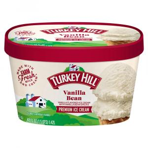 Turkey Hill Vanilla Bean Ice Cream