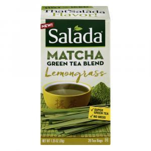 Salada Matcha Green Tea Lemongrass
