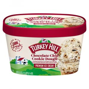 Turkey Hill Chocolate Chip Cookie Dough Ice Cream