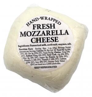 Freshly Made Mozzarella