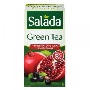 Salada Pomegranate Acai Green Tea