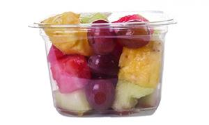 Small Traditional Fruit Salad Cup