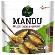 Bibigo Mandu Bulgogi Chicken Dumplings