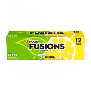 Fuze Iced Tea Lemon