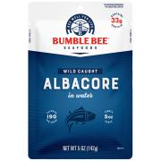 Bumble Bee Albacore Tuna Pouch