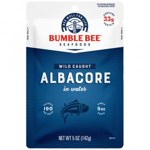 Bumble Bee Albacore Tuna Pouch