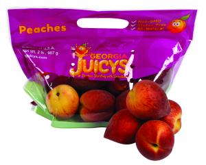 Georgia Juicys Peaches Bagged