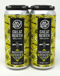 Great North Aleworks Moose Juice IPA