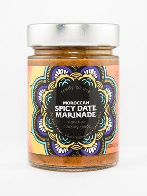 Tara Kitchen Moroccan Spicy Date Marinade