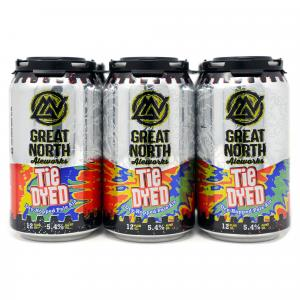 Great North Aleworks Tie Dyed Dry-Hopped Pale Ale
