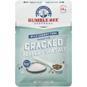 Bumble Bee Cracked Pepper Tuna Pouch