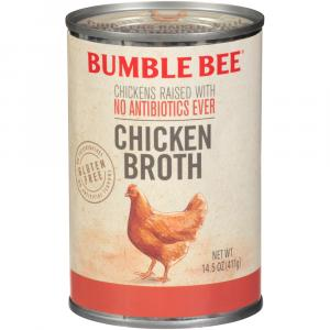 Bumble Bee Chicken Broth